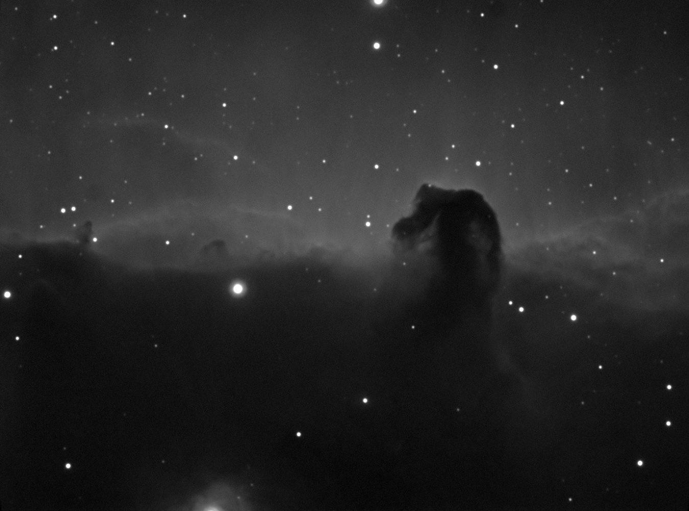 Barnard 33, 2007-12-09