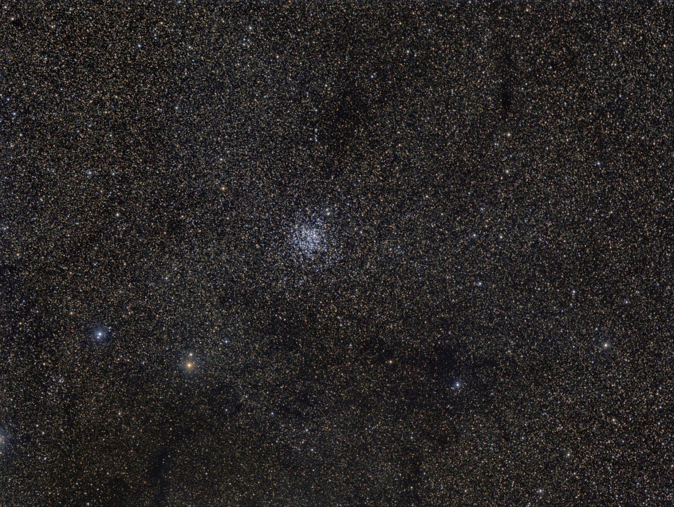 Messier 11, 2013-07-27