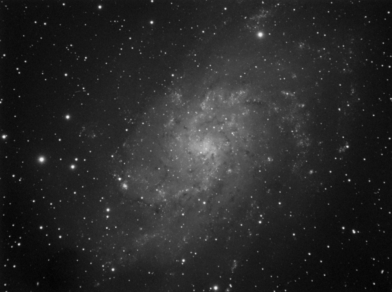 Messier 33, 2007-10-15