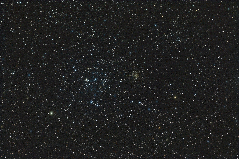 Messier 35, 2009-11-29