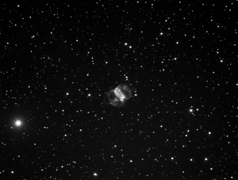 Messier 76, 2007-11-01
