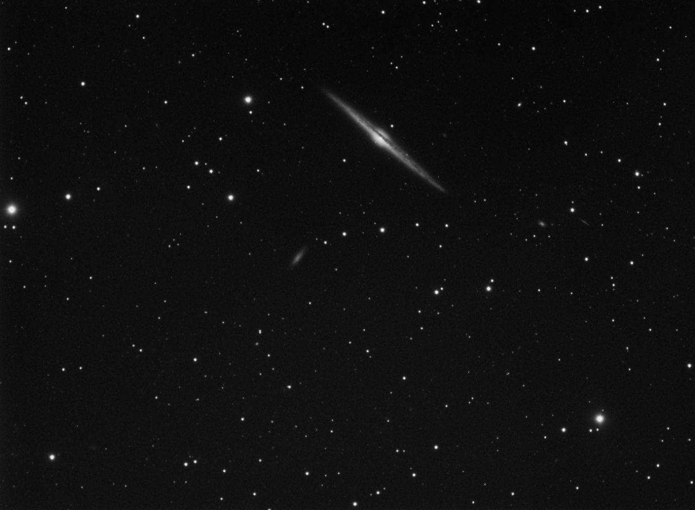 NGC 4565, 2008-04-06